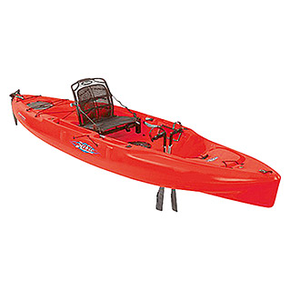 Hobie Kayak Mirage Outback Hibiscus (3.680 x 840 mm, Específico para: 1 persona)