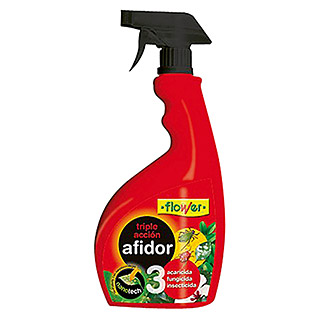 Flower Insecticida acaricida Triple acción (750 ml)