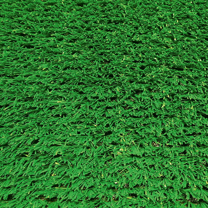 C sped artificial campo 20 mm ancho mm verde al metro 6675 null hede null - Cesped artificial bauhaus ...