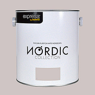 Montó Nordic Collection Pintura para paredes rosa pinjenot (4 l, Mate)