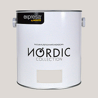 Montó Nordic Collection Pintura para paredes aurora borealis (4 l, Mate)