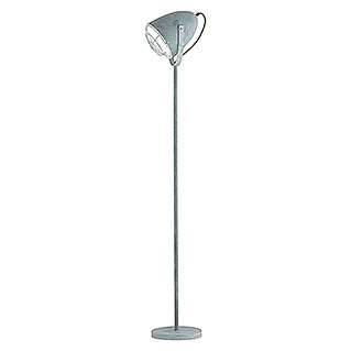Trio Lighting Lámpara de pie Cammy (40 W, Gris, Altura: 150 cm)