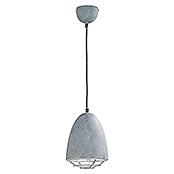 Trio Lighting Lámpara colgante Cammy (40 W, Gris)