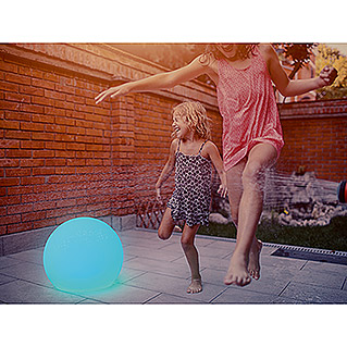 New Garden Bola solar LED Buly 60 Smart Tech (Altura: 55 cm, LED)