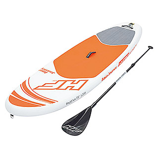 Tabla de Paddle Surf Hydro-Force Aqua Journey (L x An x Al: 274 x 75 x 12 cm, Carga útil: 90 kg)