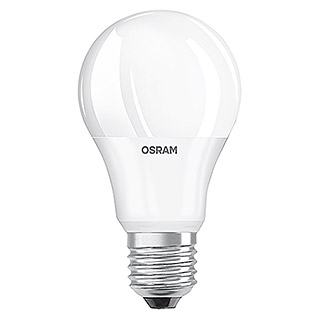 Osram LED-Leuchtmittel Base Classic A (5 Stk., 9 W, E27, Warmweiß, Matt)