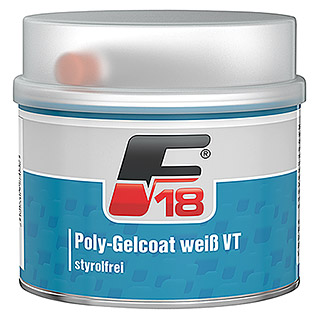 F18 Poly-Gelcoat (500 g)