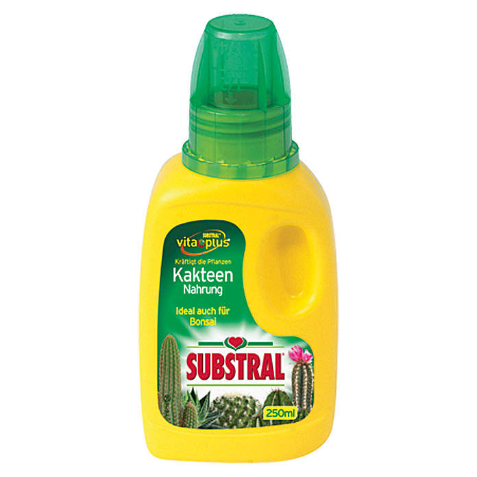 KAKTEENNAHRUNG      250 ml              SUBSTRAL