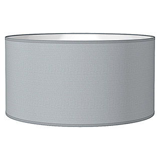 Home Sweet Home Lampenschirm Bling (Ø x H: 50 x 25 cm, Light Grey, Baumwolle, Rund)