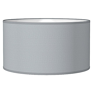 Home Sweet Home Lampenschirm Bling (Ø x H: 40 x 22 cm, Light Grey, Baumwolle, Rund)