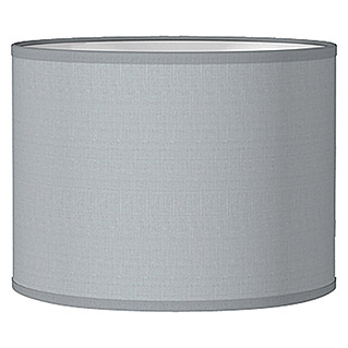 Home Sweet Home Lampenschirm Bling (Ø x H: 25 x 19 cm, Light Grey, Baumwolle, Rund)