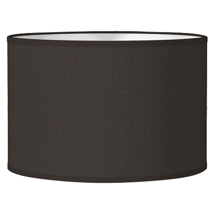 Home Sweet Home Lampenschirm Bling (Ø x H: 30 x 20 cm, Night Black, Baumwolle, Rund)