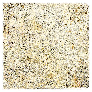 Antikmarmor Travertin (30,5 x 30,5 cm, Gold, Matt)