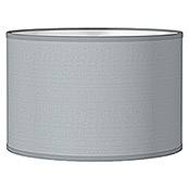 Home Sweet Home Lampenschirm Bling (Ø x H: 30 x 20 cm, Light Grey, Baumwolle, Rund)