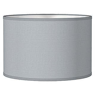Home Sweet Home Lampenschirm Bling (Ø x H: 20 x 17 cm, Light Grey, Baumwolle, Rund)