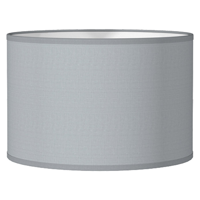 Home Sweet Home Lampenschirm Bling (Ø x H: 35 x 21 cm, Light Grey, Baumwolle, Rund)