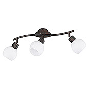Trio Leuchten Regleta LED Freddy (3 luces, 3 × 4 W)