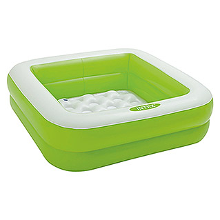 Intex Piscina hinchable 2 aros (Capacidad: 57 l)