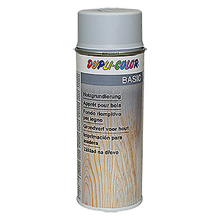 Dupli-Color BASIC Holzgrundierung  (Grau, 400 ml)