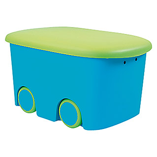 Plastiken Fresh Multibox Kids (L x An x Al: 58 x 38 x 32 cm, Azul)