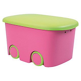 Plastiken Fresh Multibox Kids (L x An x Al: 58 x 38 x 32 cm, Pink)