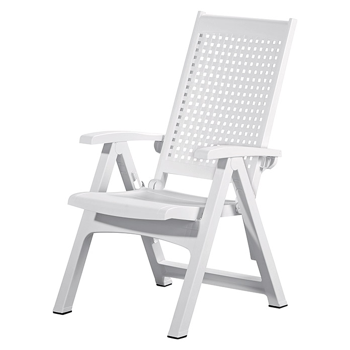 Silla con respaldo regulable cannes ancho 65 cm bauhaus for Sillas jardin bauhaus
