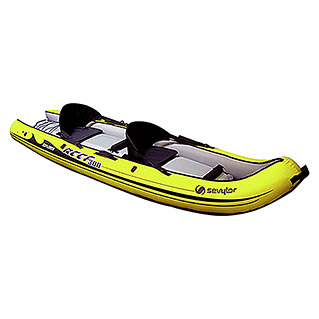 Sevylor Kayak Sit-On-Top Reef 300 (L x An: 296 x 84 cm, Apto para: 2 personas, Nylon)