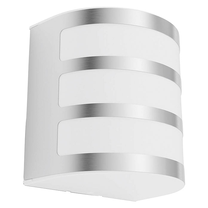 Philips Aplique exterior LED Calgary (3 W, Color de luz: Blanco frío)