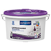 MIX LATEXFARBE   5 lBASIS 1 SEIDENGLANZ SWINGCOLOR