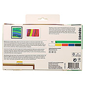 Reeves Acrylfarben-Set (5 x 75 ml Tuben)