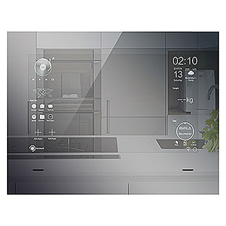 Mues-Tec Smart-Küchendisplay (LCD Display 21,5″/54,6 cm, 12 V DC)