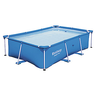 Bestway Frame-Pool-Set Family I (2.282 l, 260 x 160 x 65 cm)