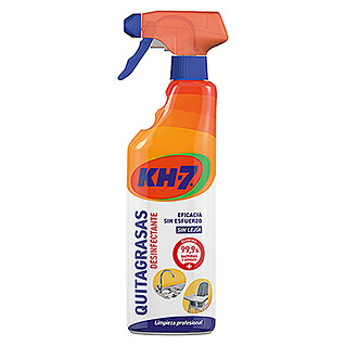 KH7 Quitagrasas desinfectante  (650 ml, Dispensador)