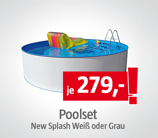 Poolset New Splash