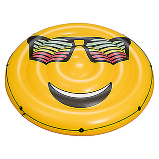 Bestway Schwimminsel SummerStylez (Ø x H: 188 x 25 cm, Smiley)