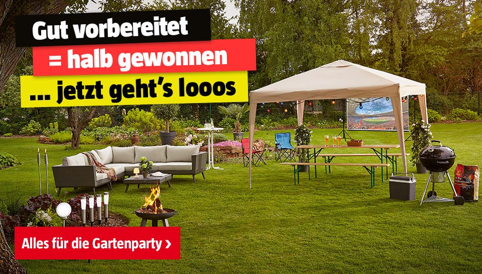 WM-Gartenparty Juni 2018