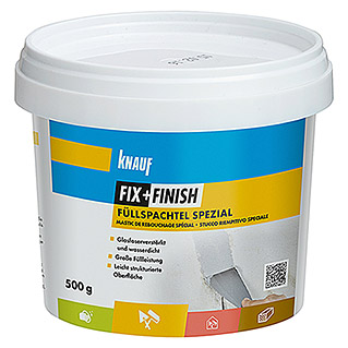 Knauf Fix+Finish Füllspachtel Spezial (500 g)