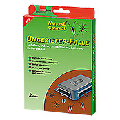 UNGEZIEFERFALLE     NATURAL CONTROL 2ER