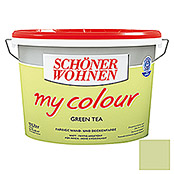 MY COLOUR WANDFARBE GREEN TEA 10 l      SCH.WOHNEN