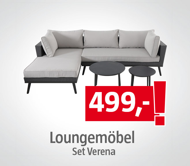 Loungemoebel Set Verena