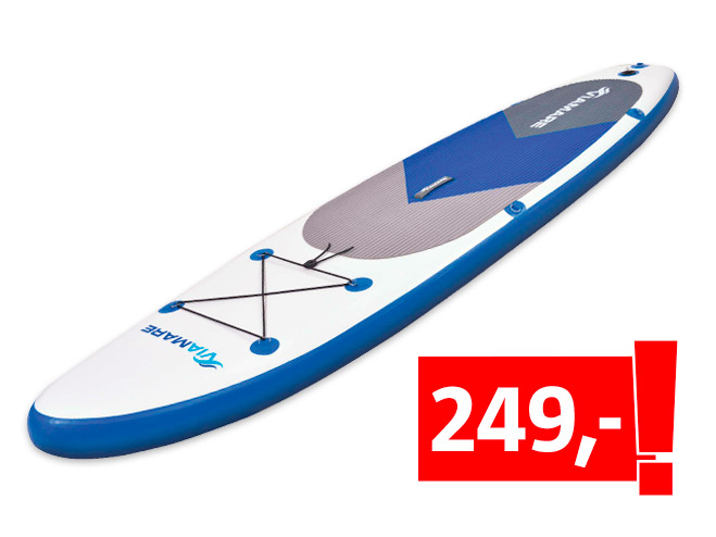 SUP-Board-Set von Viamare