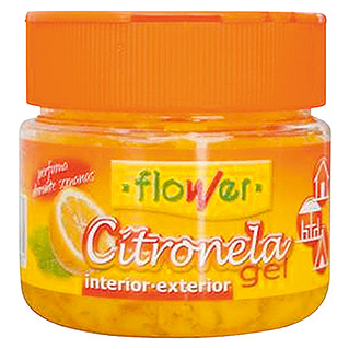 Flower Repelente de mosquitos Gel (125 g)