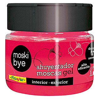 Flower Quita insectos moscas gel (125 g)