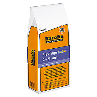 Racofix Flexfuge color (Manhattangrau, 5 kg)