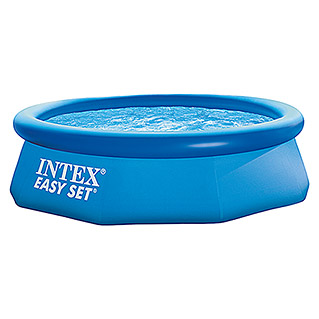 Intex Piscina Easy Pool (Ø x Al: 244 x 76 cm, 2.419 l, Azul)