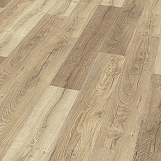 Egger Home Laminat Livingston Eiche Hell (1.292 x 192 x 8 mm, Landhausdiele)