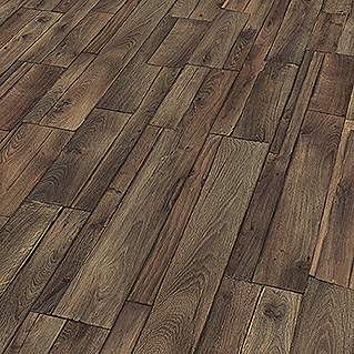 Egger Home Laminat Used Wood (1.292 x 192 x 8 mm, Mehrstaboptik)