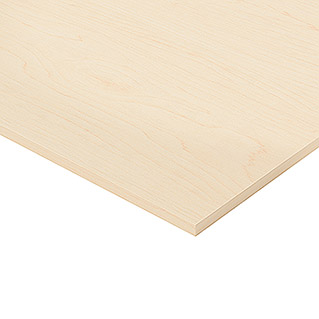 Finsa Tablero de melamina Maple Blanco (80 x 40 x 1,6 cm)