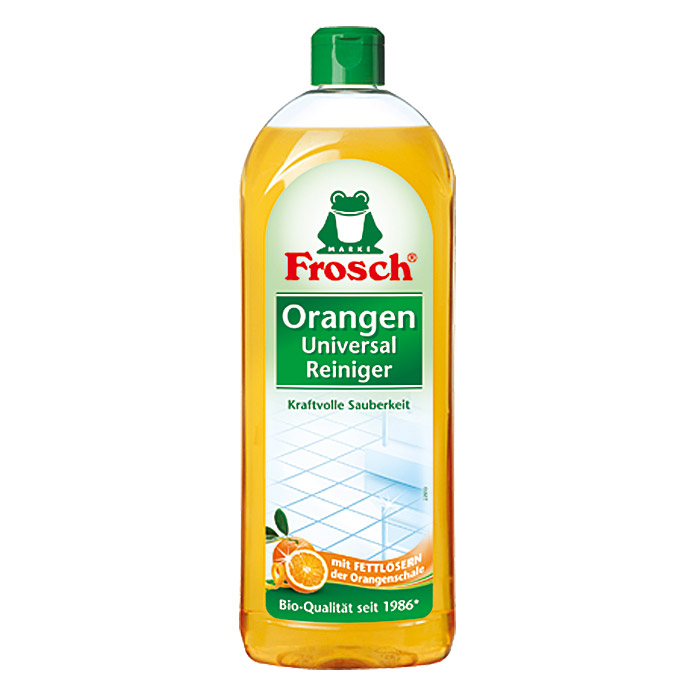 Frosch Universalreiniger (750 ml, Orange)