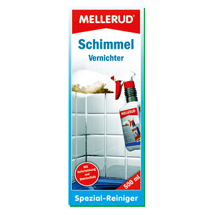 mellerud schimmelvernichter chlorhaltig 500 ml flasche. Black Bedroom Furniture Sets. Home Design Ideas